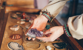 "Ural folk arts and crafts will be available for purchase at the Sverdlovsk region stand during the ""OTDYKH Leisure 2019"" trade fair"