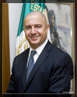 Welcome message of the Regional Director for Europe Mexico Tourism Board, Mr. Javier Aranda Pedrero