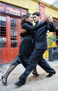 All about tango at Argentina stand 2B401 at OTDYKH/ Leisure!