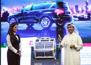 Dubai shopping festival 2014 features prizes worth aed 100 million