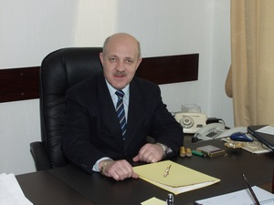 Welcome message of the Vice President of the Chamber of Commerce and Industry of the Russian Federation Mr. Georgiy Petrov to exhibitors and visitors of OTDYKH 2014