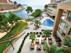 Barcelo hotels and resorts at the OTDYKH Leisure