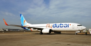 flydubai offers WiFi and Live Television services on board
