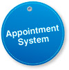 Appointment System is ready for use!