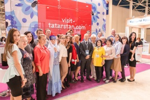 Tatarstan with 50 sq.m collective booth will join OTDYKH Leisure 2018 once again