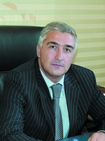Otdykh LEISURE 2012: General Director, Topolkaraev V. A.