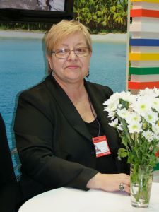 Welcome message of the Head of Representative Office of the Ministry of Tourism of the Dominican Republic in Russia, Ukraine and CIS, Mrs. Galina Lysenko