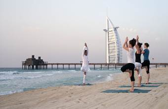 Talise Spa Madinat Jumeirah Yoga